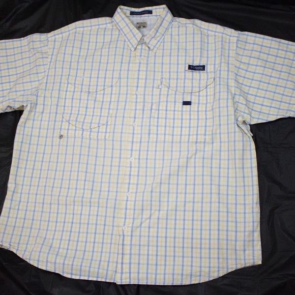 9d51c26ac53 Columbia Shirts   Pfg Super Bonehead Omnishade Shirt   Poshmark